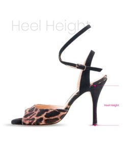 Cardou Heel Height